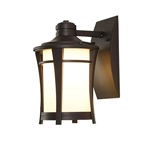 Home wandlamp woonkamer Japanse wandlamp buitenmuur lamp deur waterdichte wandlamp Villa balkon buitenverlichting erf tuinverlichting gereedschappen