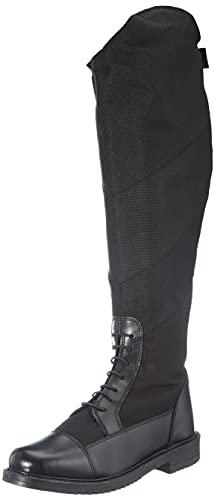 HKM 4560 - Botas de equitación estilo invierno para niños y mujeres, forradas, talla 41