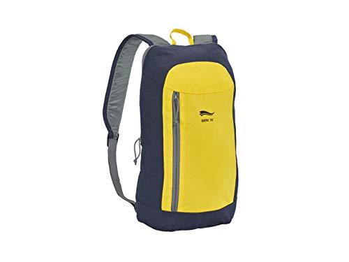 Mochila, mochila de deporte para tiempo libre, bolsillo en la espalda, aprox. 10 L