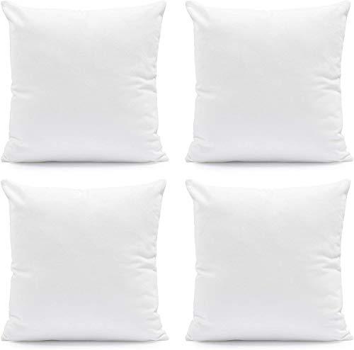 La mejor comparación de Cojines blancos los más solicitados. 1
