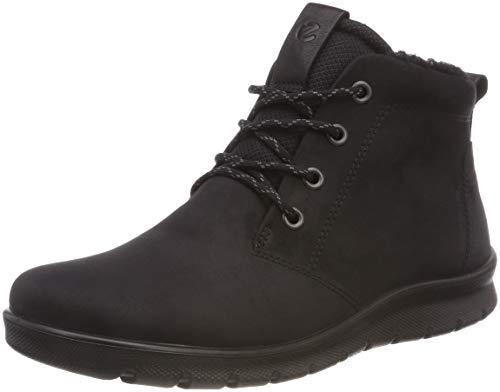 ECCO Damen Babett Boot Sneaker, Black 12001, 40 EU