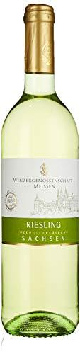 WG Meissen Riesling Sachsen feinherb (1 x 0.75 l)