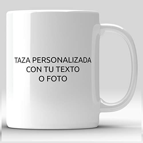 RecontraMago Taza Personalizada - Regalo Original - Máxima Calidad - Sorprende a Tus Seres Queridos con una Genial Taza de café