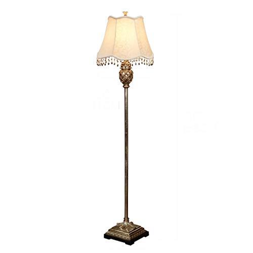 Tingting1992 Lámpara de pie Sala de Estar Dormitorio Mesita de Noche Estudio Lámpara de pie