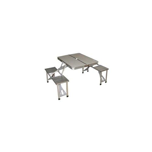 Picknick Comfort Set aluminium