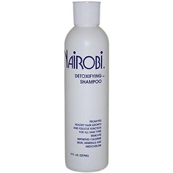 Detoxifying Shampoo By Nairobi for Unisex 8 Ounce