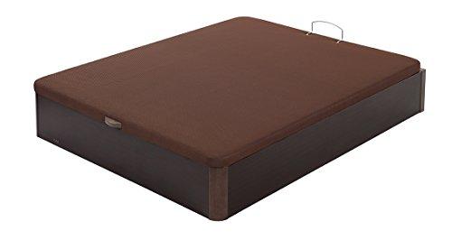 Flex - Canapé Abatible Madera 19-150X190, Color Wengue