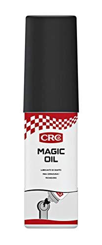 RC2 Corporation 30525-AA CRC 30525-AA-MAGIC OIL: Lubricante de grafito para cerraduras. Seco 15 ml, Negro