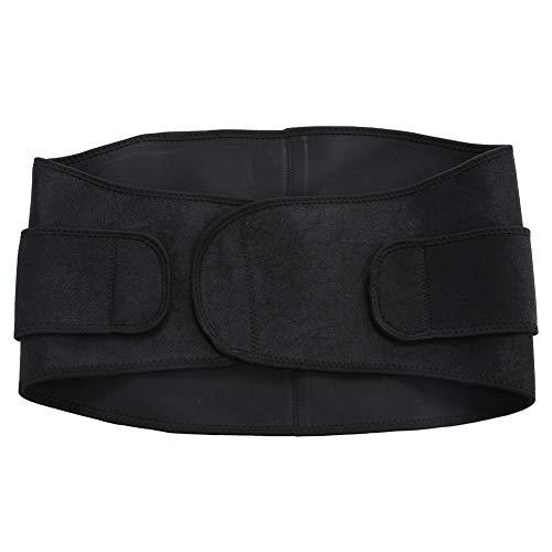 Ruiqas Cintura in Vita Cintura Sportiva Regolabile Supporto per La Vita Tutore Fitness Palestra Lombare Posteriore Protettore Supporto Vita
