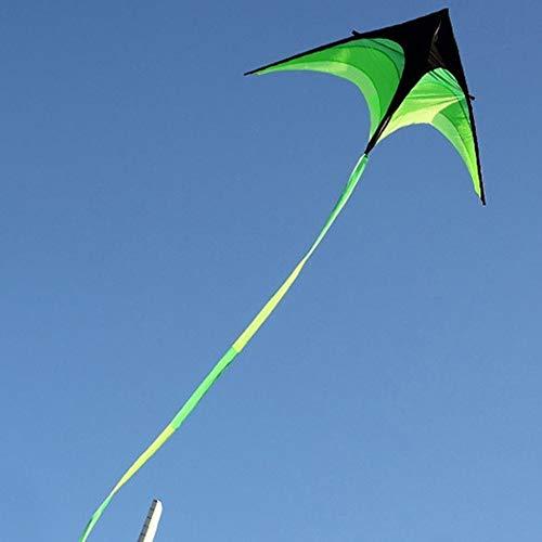 aolongwl Cometa 160cm Súper Enorme Línea De Cometas Trucos para Niños Cometas Juguetes Cometa Voladora Cola Larga Diversión Al Aire Libre Deportes Regalos Educativos Cometas para Adultos