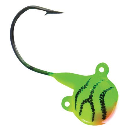 Northland Tackle FB5–6-22 fire-Ball Jig 6/CD fire-Ball Jig, Firetiger, 3/8 Oz
