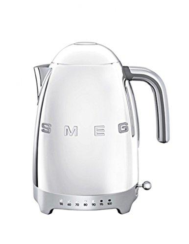 Smeg KLF04SSEU Wasserkocher, 2400, 1.7 liters, Chrome