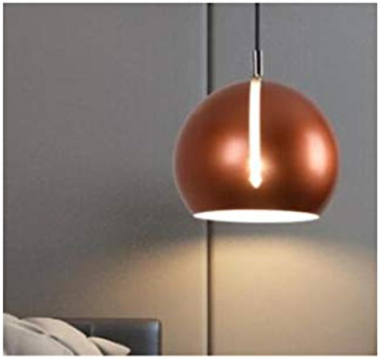Nordic Nachttischlüster kreative Persnlichkeit Ball einzigen Kopf Schlafzimmer Restaurant Bar Schreibtischlampesfv