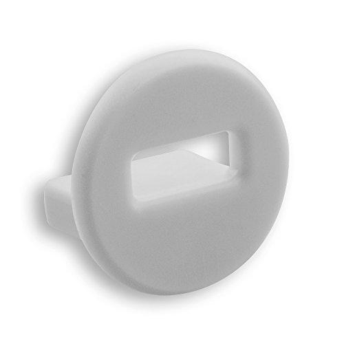 Profiel PL7 Gamma Virginis in aluminium voor LED-strips