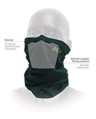 CYCL Face Guard – Anti-Pollution Scarf