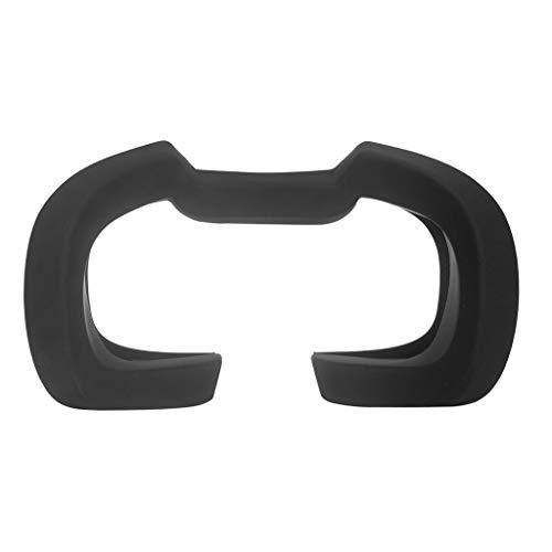 haninetrosty Capa de silicone macio anti-suor para óculos Oculus Rift S VR peças sobressalentes