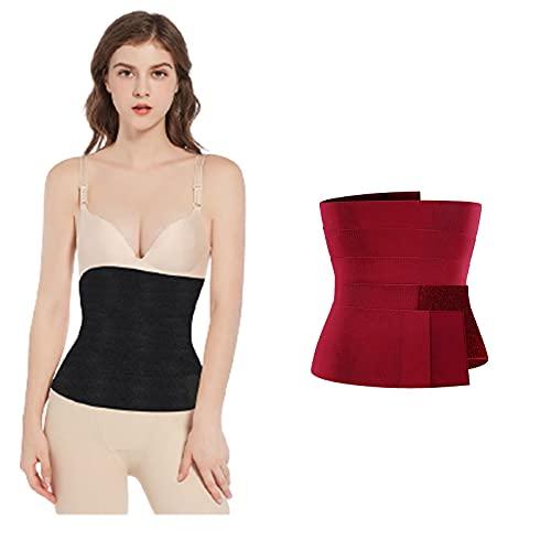 Snatch Me Up Bandage Wrap Waist, Cinturón de Soporte Ajustable, Cómodas Tirantes para la Espalda para Hombres y Mujeres con Dolor Lumbar