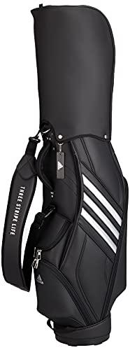 [アディダスゴルフ] ゴルフキャディバック EMH86 メンズ ブラック