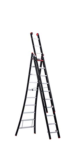 Altrex ladder NEVADA - multifunctionele ladder 3-delig, 3 x 10