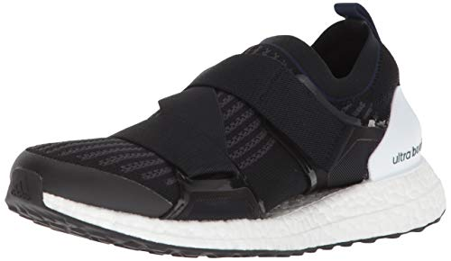 adidas by Stella McCartney Womens Ultraboost X Running Sneakers Shoes - Black - Size 8 B