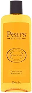 SIX PACKS of Pears Shower Gel Pure & Gentle 250ml