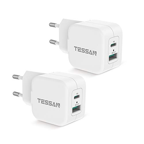 TESSAN USB Cargadores