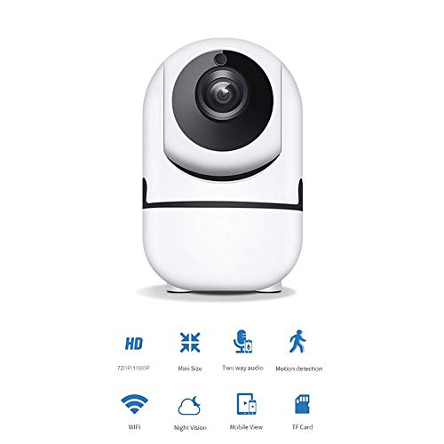 Why Choose Mini IP Camera,1080P/720P Baby Monitor with WiFi Camera,Indoor Wireless Surveillance Secu...