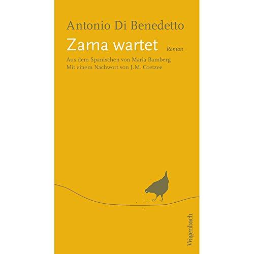 Zama wartet (Quartbuch)