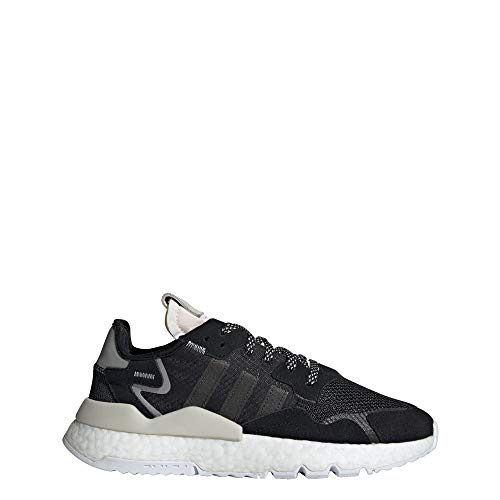 adidas Nite Jogger Shoes Women's, Black, Size 7