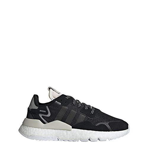 adidas Nite Jogger Shoes Women's, Black, Size 9