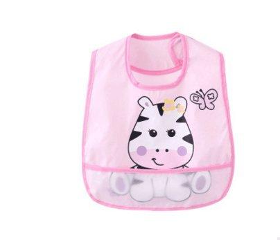 Bavoir pour bébé enfant Smock imperméable Tablier Peinture Repas 0–3 ans bébé Tablier pour