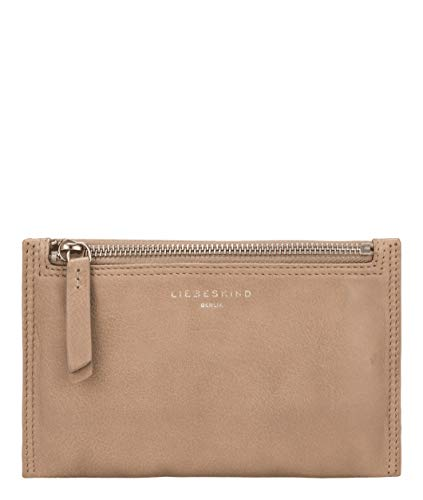 Liebeskind Berlin Damen Ever - Cosmetic Bag Small Taschenorganizer, Grau (Taupe), 1x12x19 cm