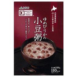 JAふらの ゆめぴりかの小豆粥 220g×30(5×6)袋入
