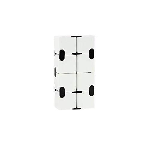 LotCow Puzzle Flip Cube Ball Puzzle Cube Juguetes 3D Puzzle Cube Hand Twister Juguetes Alivio de la Ansiedad Juguetes para Adultos Niños Reducción de la Ansiedad Estrés