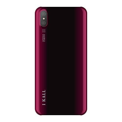 I Kall K8 Smartphone (2GB, 16GB) (Red)