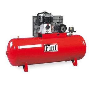 Fini - Compresseur d'air grand volume, 500L 7,5CV