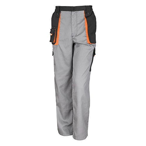 Result Unisex Work-Guard Lite Workwear Trousers (Breathable and Windproof)...