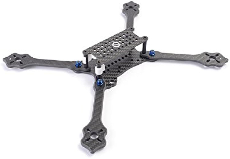KINGDUO Diatone 2018 Gt R5 230Mm Stretch x FPV Racing Frame Kit Rc Drohne 4Mm Arm Carbonfaser