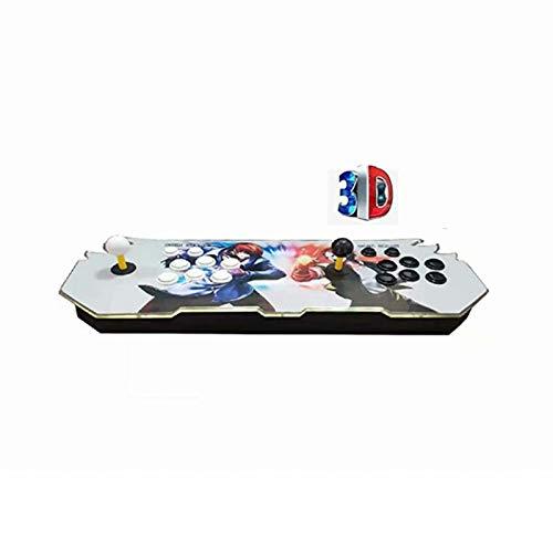 Consolas de Juegos Plug & Play - Caja de Juegos 3D Pandora | 2222 Juegos Retro HD | Vídeo Full HD | Soporte multijugador | Salida de Audio HDMI/VGA/USB/AUX