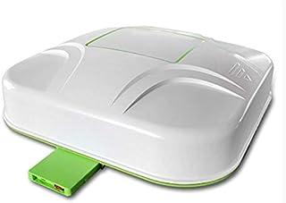 Anti-theft Automatic Car cover box (white)
