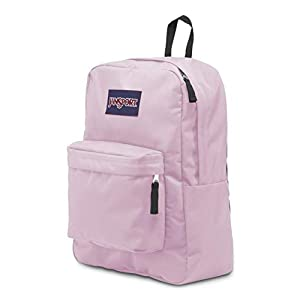 JanSport Superbreak Backpack, Pink Mist