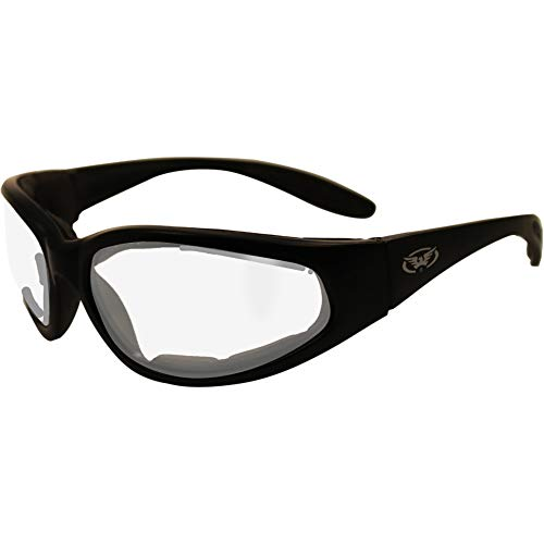 Global Vision Eyewear Gafas de Seguridad antiniebla Hercules Plus, Lentes Transparentes, Talla única