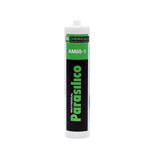 PARASILICO AM 85-1 Silikon-Dichtmasse RAL 9001 Creme