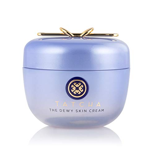 Tatcha The Dewy Skin Cream: Rich Cream to Hydrate, Plump and Protect Dry and Normal Skin - 50 ml | 1.7 oz