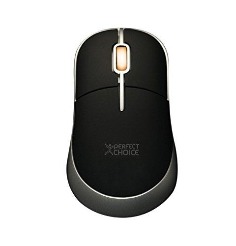 Perfect Choice PC-043782 Ratón Óptico, Alámbrico USB