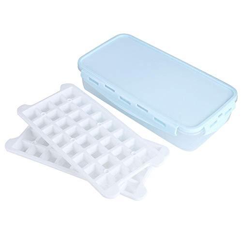 Oumefar Machine à glaçons Easy to Release Ice 64 Grids 1.7L Convient pour Bar Home pour Boissons fraîches