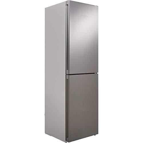 Liebherr cnel Freestanding 328L 4713A + + SILVER Fridge-Freezer–Fridge