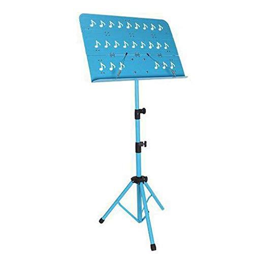 Muziekstandaard Opvouwbare Muziektafel Statief Metalen Muziekstandaard Gitaar Onderdelen en Accessoires voor Instrumentele Prestaties A