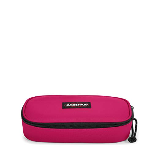 Eastpak Oval Single Astuccio, 22 cm, Rosa (Ruby Pink)