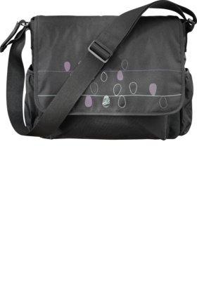 Wickeltasche, schwarz, 1 St
